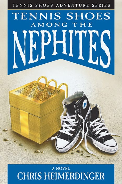 Tennis Shoes adventure series book 1