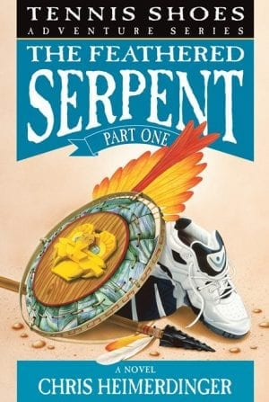Tennis Shoes Adventure Series, Vol. 3: The Feathered Serpent, Part 1
