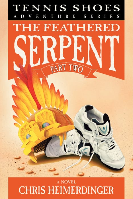 Tennis Shoes adventure series book 4
