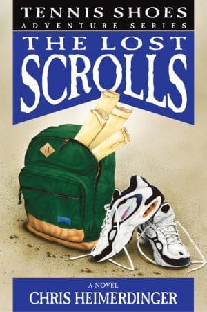 Tennis Shoes Adventure Series, Vol. 6: The Lost Scrolls