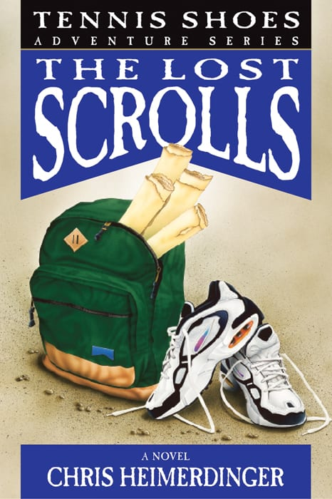 Tennis Shoes adventure series book 6