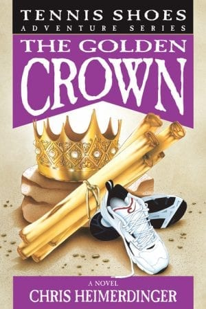 Tennis Shoes Adventure Series, Vol. 7: The Golden Crown