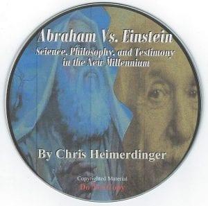 Abraham Vs. Einstien